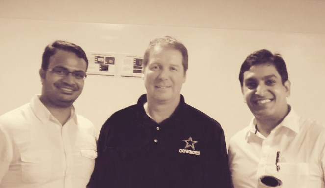 A day with SQL Gurus and a Legend (5/6)