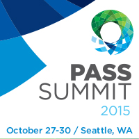 Why you should be at PASS Summit 2015